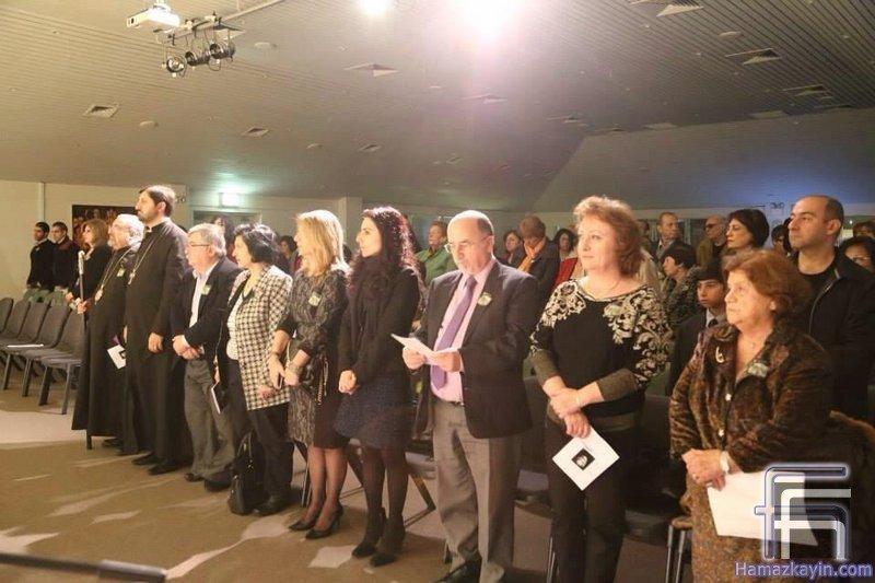 Memorial Evening in Australia Dedicated to Actor Sos Sargsyan
