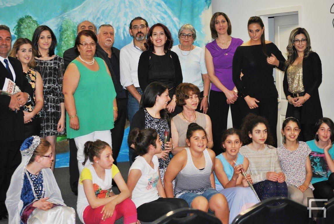 The 50th Anniversary of Hamazkayin Komitas Chapter (Melbourne)