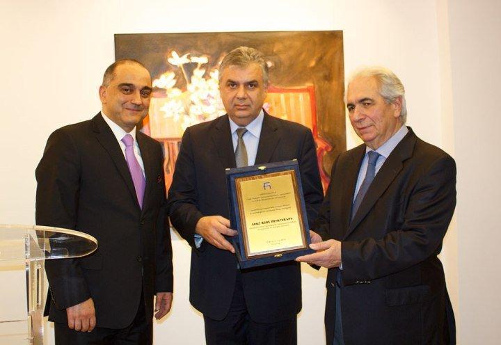 Inaugural Presentation of Paintings by Renowned Native Painter Paravon Mirzoyan (Lebanon)