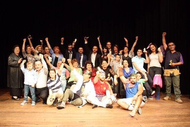 "Performance by the Hamazkayin ""Nubar Khachadourian"" Theatrical Troupe (Australia)"