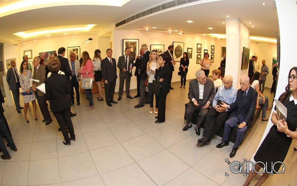 Exhibition It's Me Presenting the Young Artists of Armenia Opened (Lebanon)