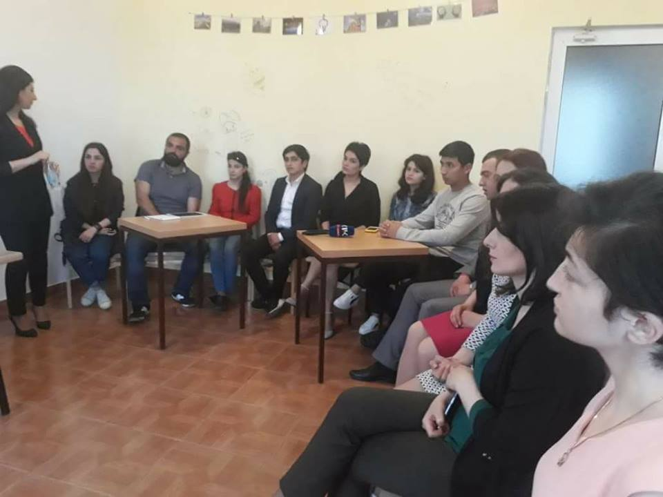 PROBLEMS AND GOALS OF CULTURAL POLICY DISCUSSED (ARTSAKH)