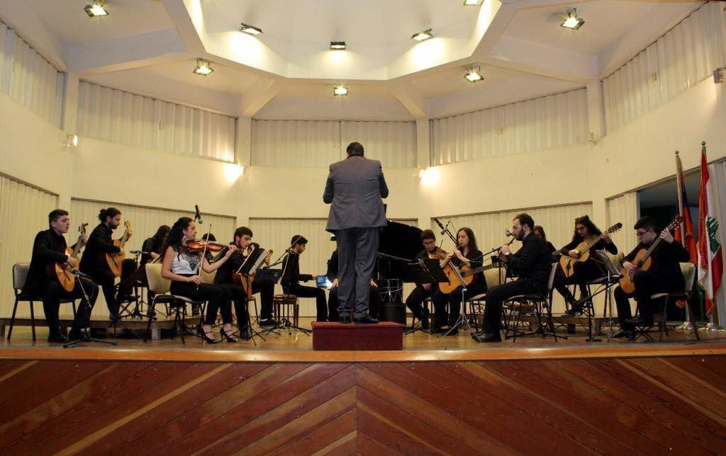Annual performance by Hamazkayin Davigh Orchestra (Lebanon)