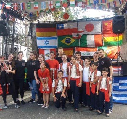 Armenian Culture in Brazil