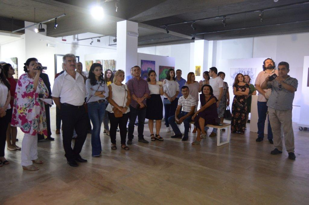 Exhibit Featuring Australian-Armenian Artists Opens in Artsakh