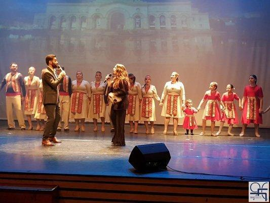 Sevak Amroyan and Sona Rubenyan Perform in Saõ Paulo