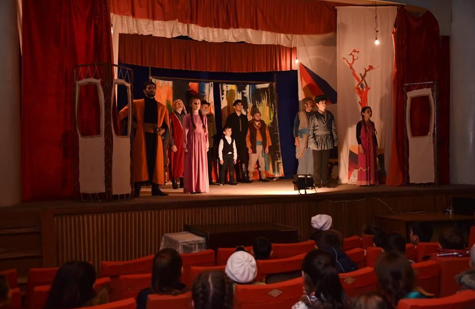 Թումանեանական հրաշքը՝արցախեան բեմին