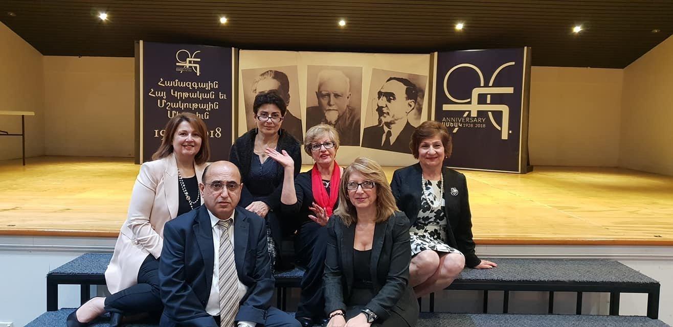 In Sydney, Hamazkayin's Ninetieth Anniversary Celebrated in Style