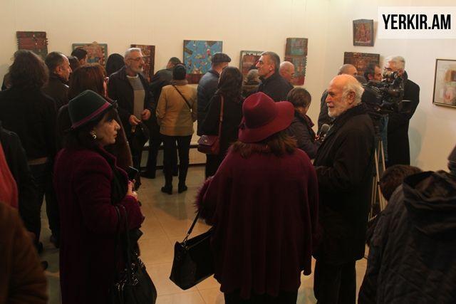 Արմէն Վահրամեանը վրձնել է «Թումանեանի աշխարհը». Համազգային հայ կրթական մշակութային միութիւնը ցուցահանդէս է կազմակերպել (Հայաստան)