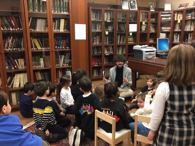 Children's Story Hour in Montreal