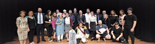 """""""Fortunate Father"""" Staged in Australia"""