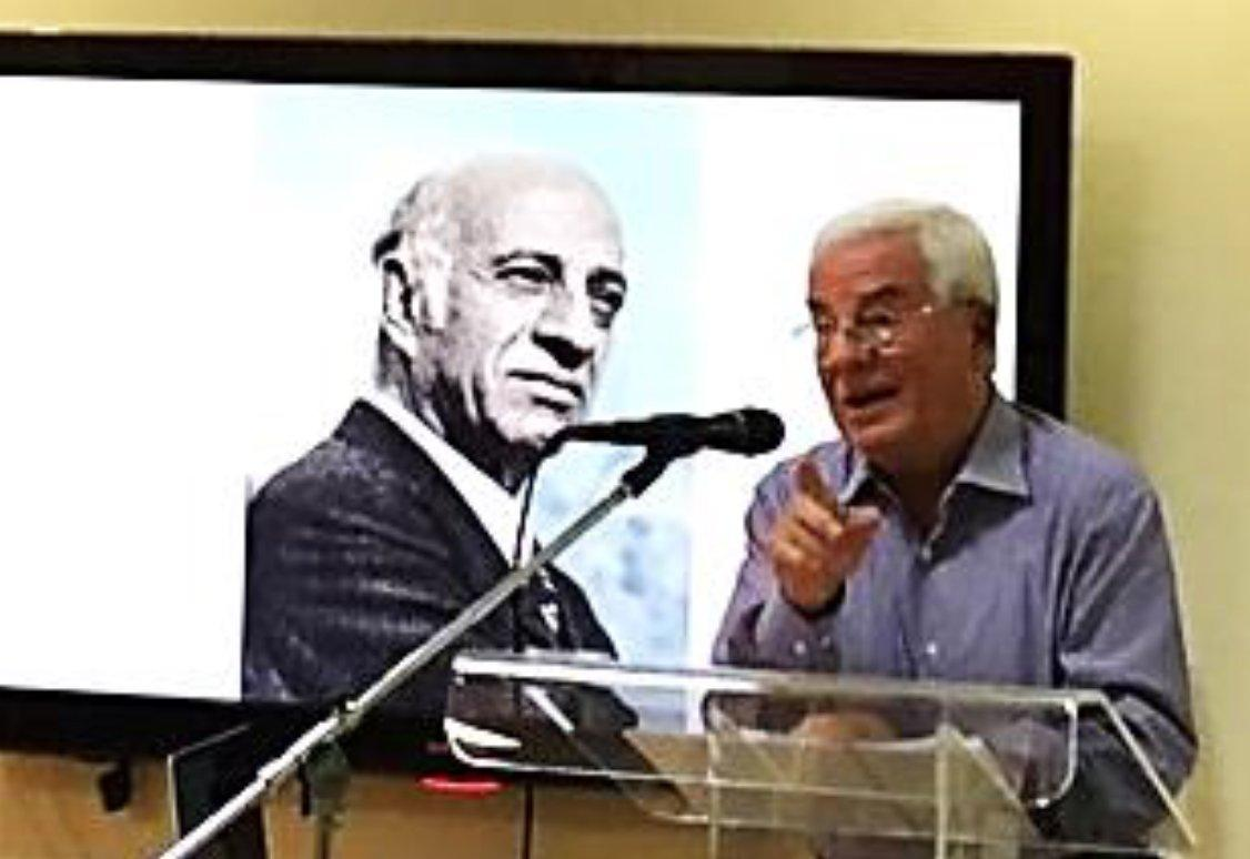 Moushegh Ishkhan Remembered in Cyprus on 105th Birthday