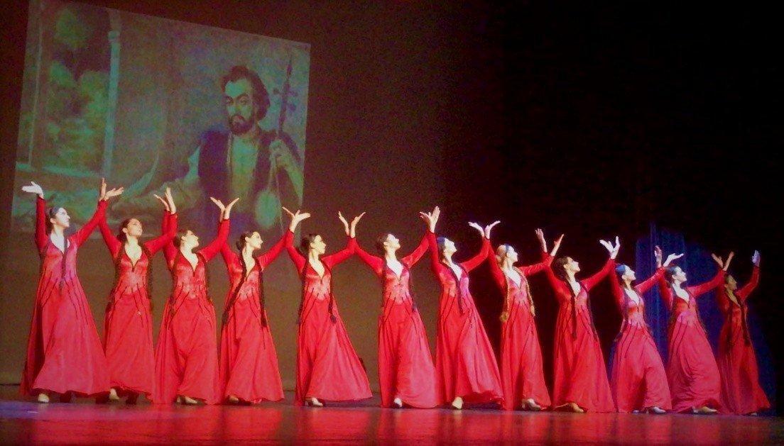 Twenty Years of Hamazkayin Dance Marked in Cyprus