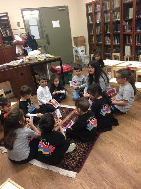 Monthly Children's Story Hour Takes Place in Montreal