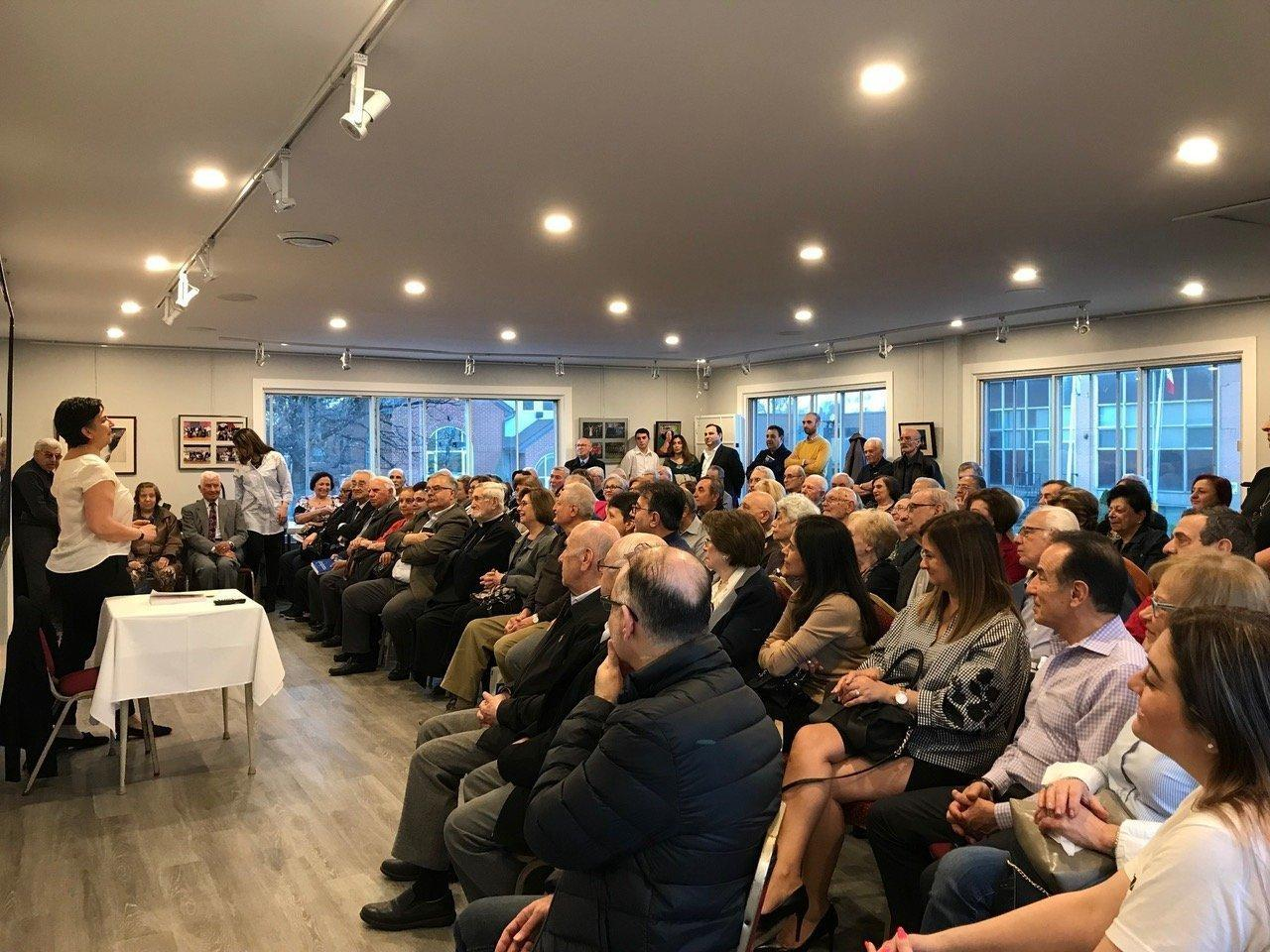 Dr. Ohan Tabakian's Memoirs on Aleppo and Medicine Launched in Canada