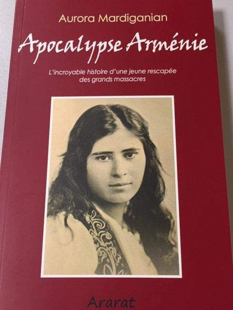 """""""Apocalypse Arménie"""" Book Launch Held in Paris"""