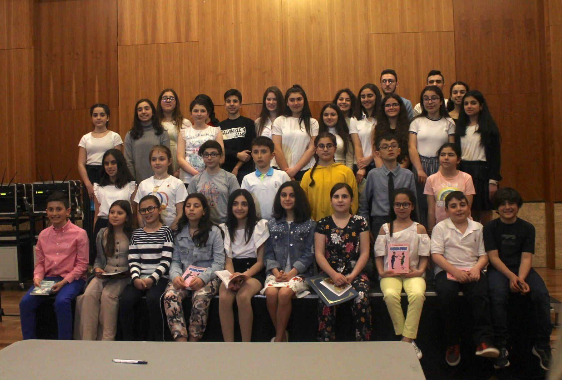 Annual Poetry Recital Competition Held in Canada