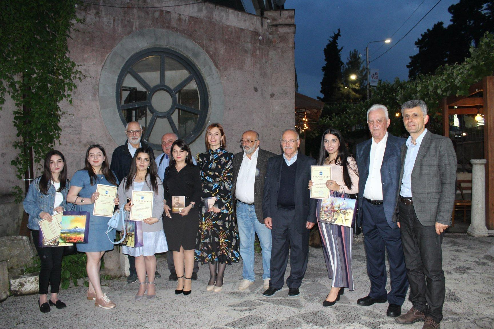 """""""Hovhannes Tumanian: The Man and the Poet"""" Launch Held in Artsakh"""