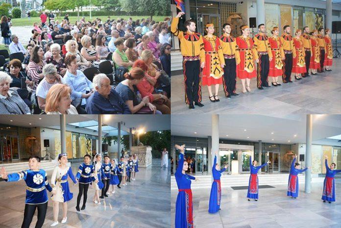 May 28 Celebrated in Thessaloniki