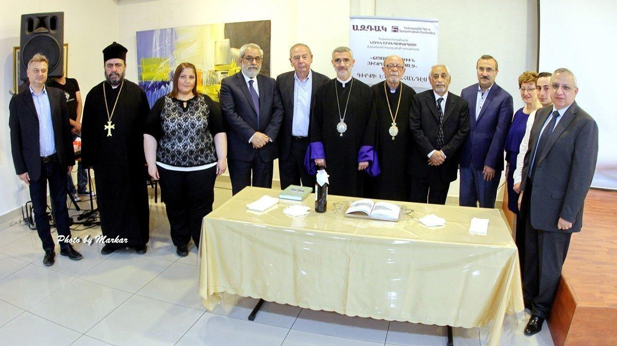 "Boghos Shahmelikian's ""A Journey into Memory"" Celebrated in Beirut"
