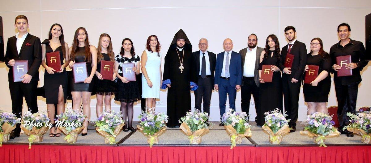 Hamazkayin Parsegh Ganatchian Music School Holds Graduation Ceremony
