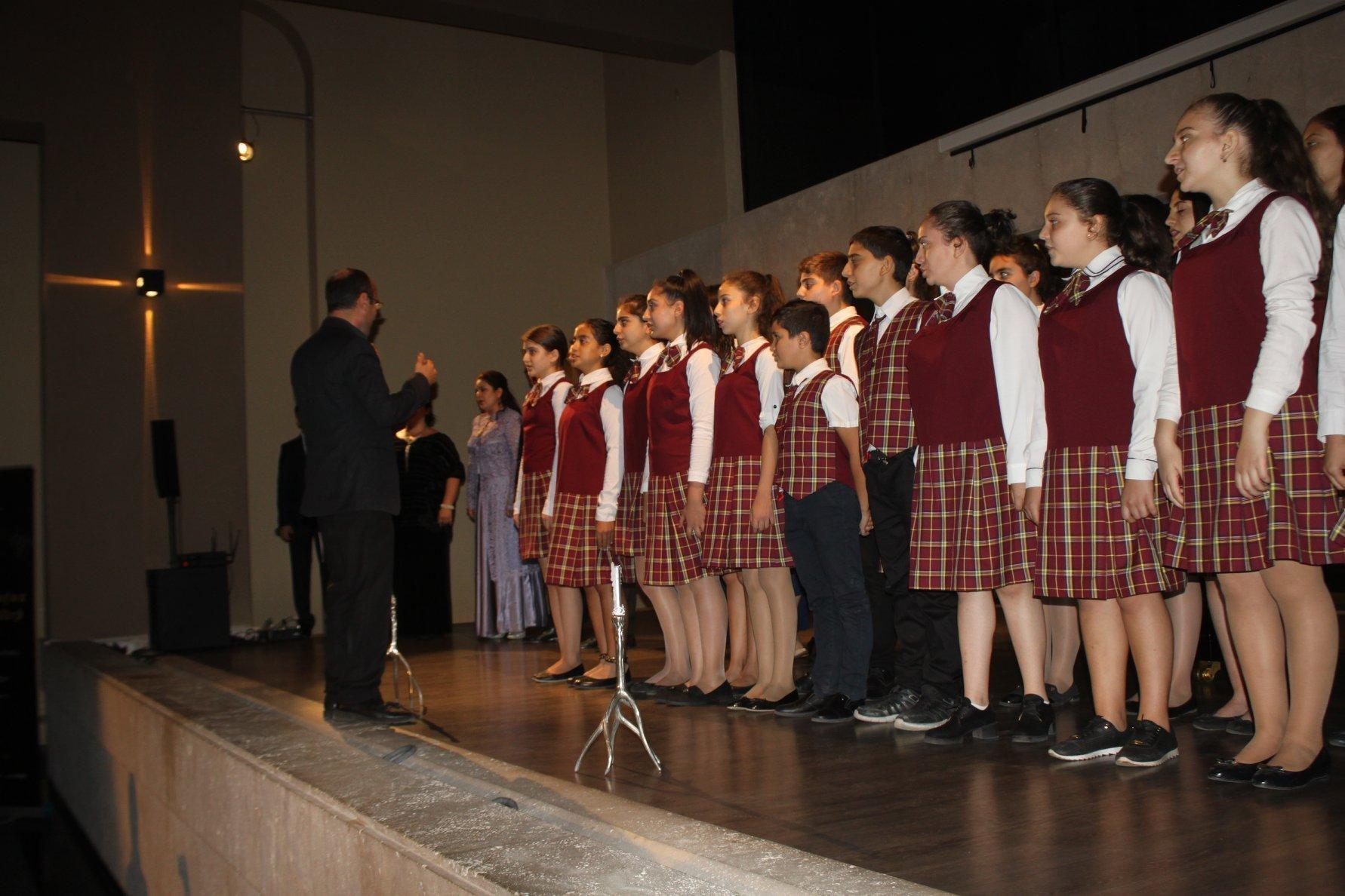 "Gomidas Anniversary Celebrated in Armenia with ""Lullaby of Apricot Nights"""