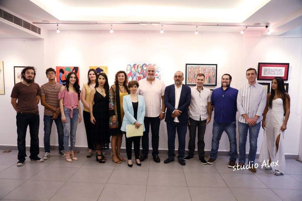 Lucy Tutunjian Gallery Marks Tenth Anniversary with an Exhibit of Young Artists' Work