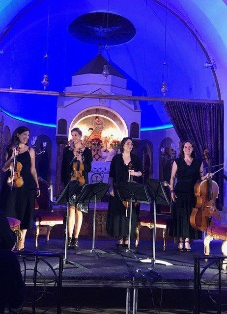 Invitational of Armenian Classical Musicians in Canada