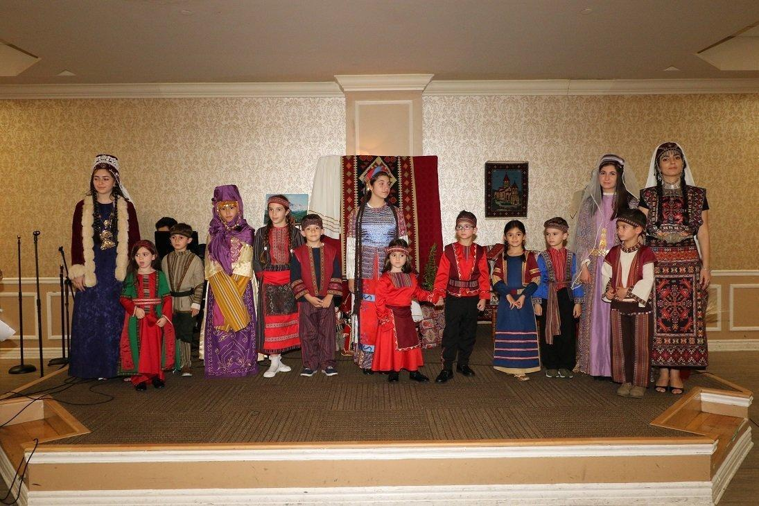 "In Southern California, Hamazkayin Holds ""We are Eternal Through our Culture"" Dinner"