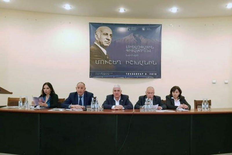 Symposium Dedicated to Moushegh Ishkhan Held in Yerevan