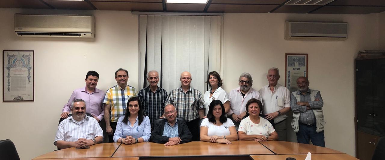 Համազգայինի Կեդրոնական Վարչութեան 2018-2022 Քառամեակի Բ. Լիակազմ Ժողով