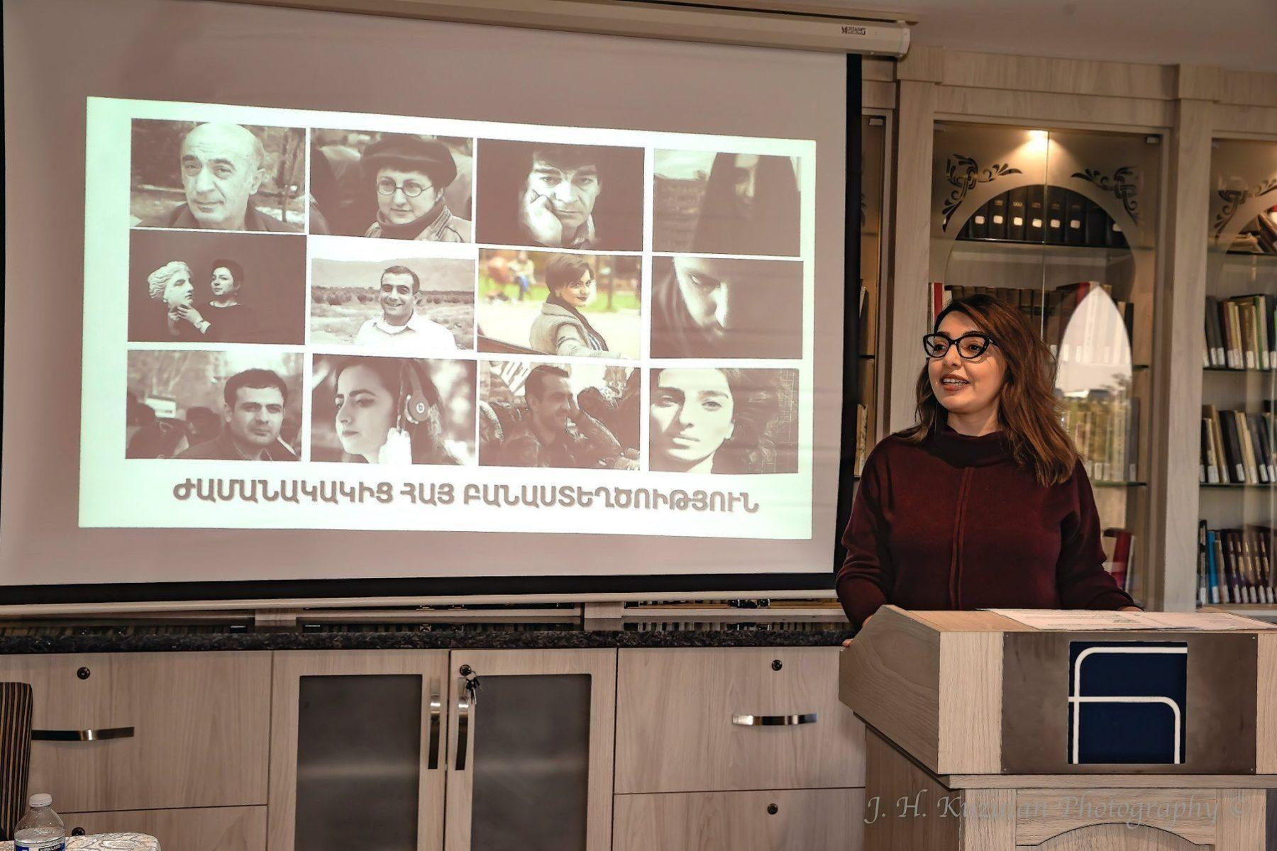 In Toronto, Contemporary Armenian Poetry Reviewed