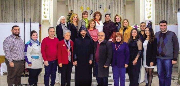 Levon Shant's Sesquicentennial Celebrated in Aleppo