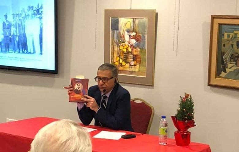 """Movses Der Kaloustian"" Book Launched in Canada"